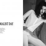 Éditorial «Minimalist Day» par Angélique Hubster