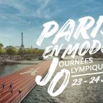 PARIS EN MODE « JOURNÉES OLYMPIQUES »