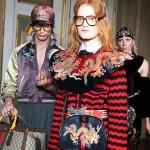 Le défilé Gucci Croisière 2018 à Florence