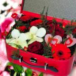 Ma valise de fleurs