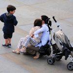 Sélection de destinations pour les mamans seules avec leurs enfants.