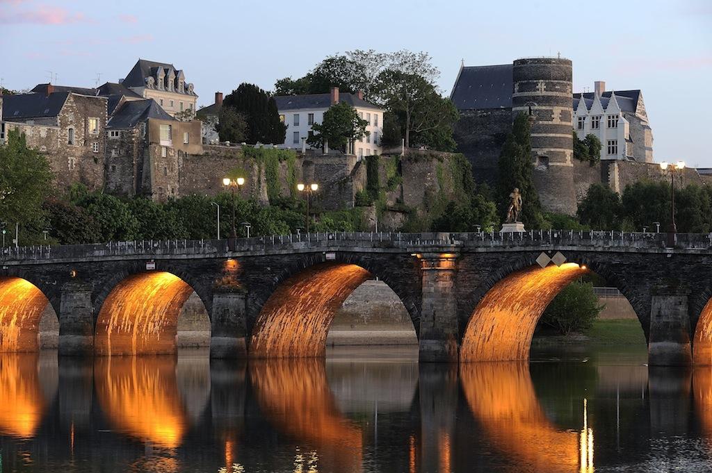 Reportage sur le tourisme urbain ‡ Angers, Maine & Loire.