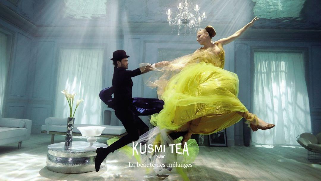 Kusmi Tea Paris, la beauté des mélanges