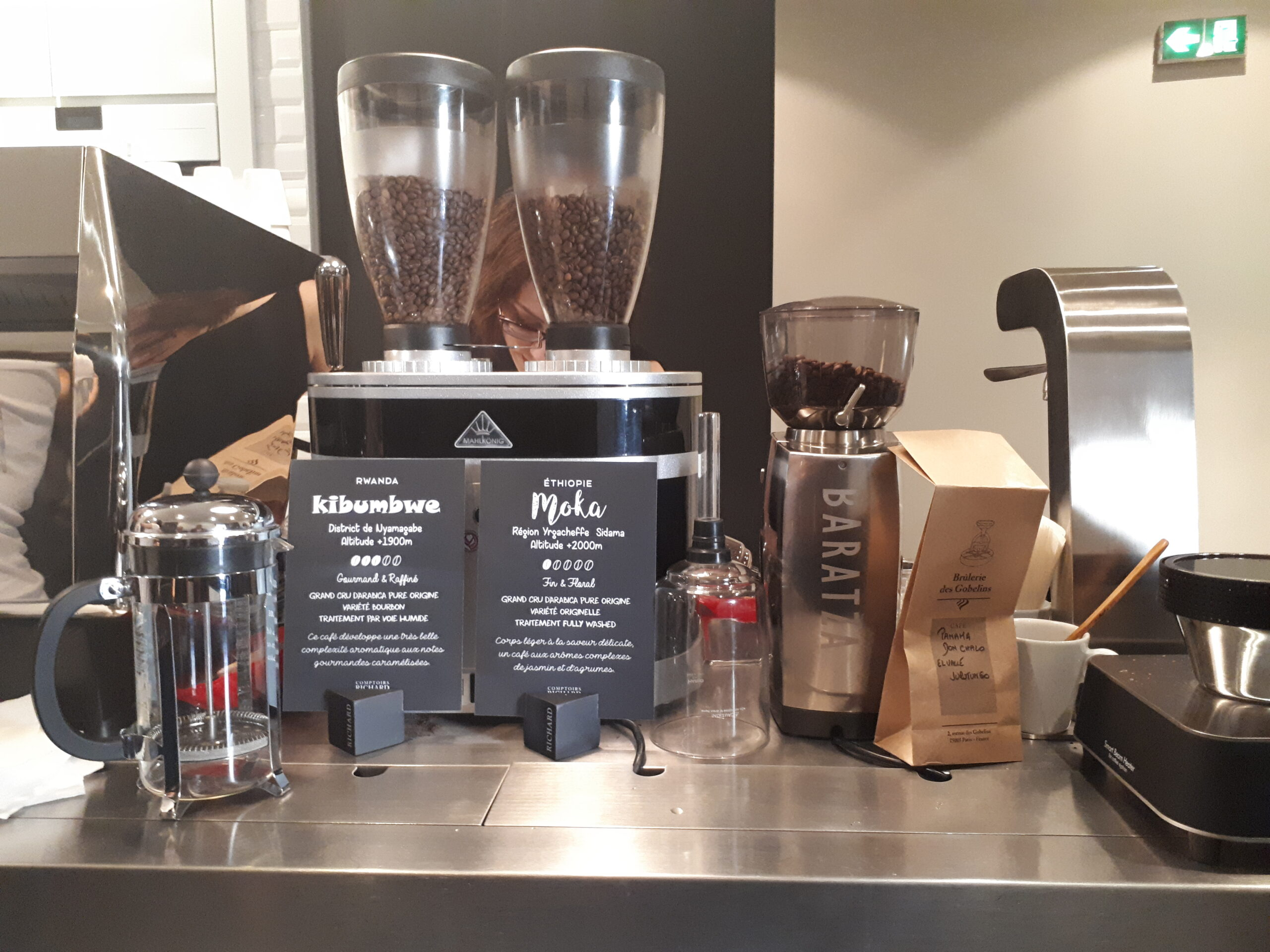 percolateur de Café Richard