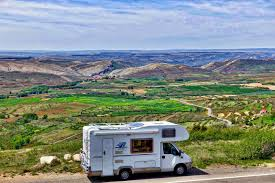 Balade en camping-car