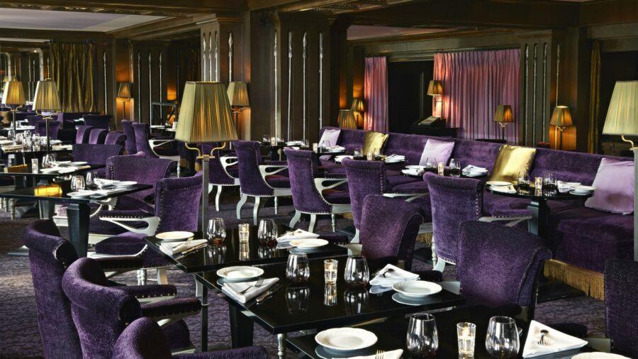 Le « First restaurant boudoir Paris »