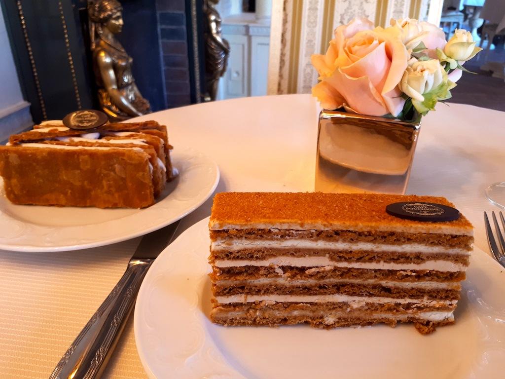 Médoc du Café Pouchkine