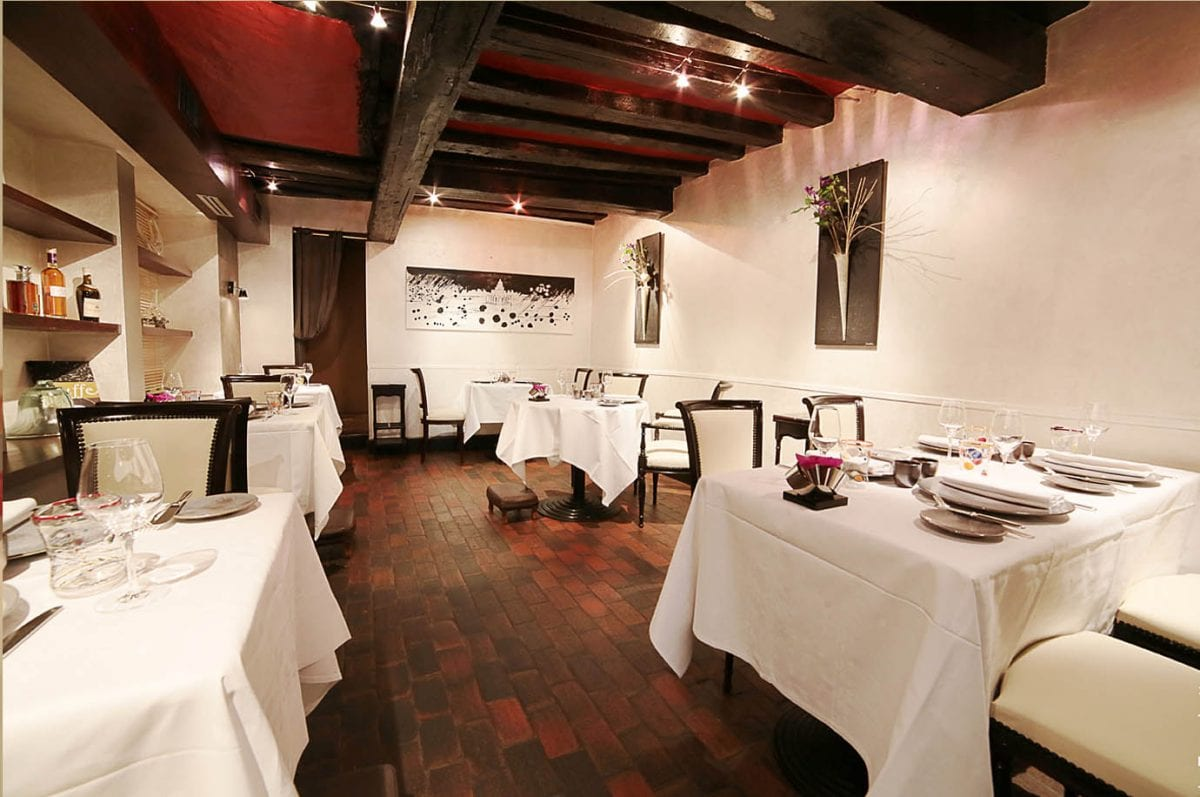 La Truffière - voyage gastronomique dans une demeure historique