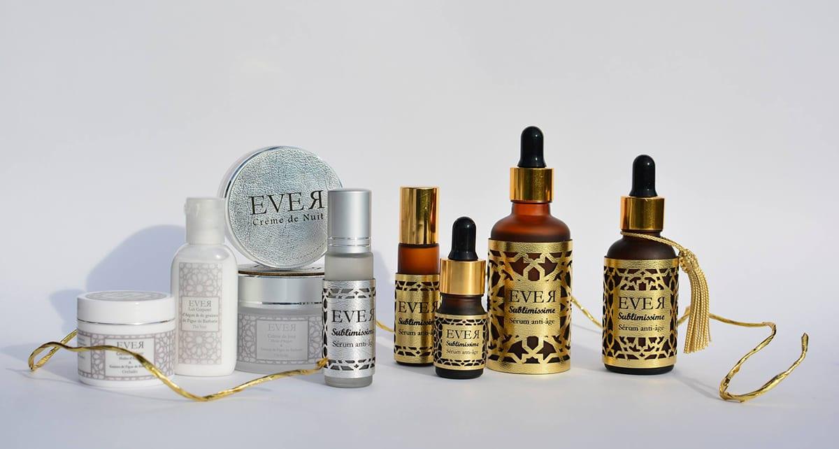 Ever Bio Cosmetics, des produits cosmétiques naturels à base d'huiles précieuses