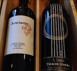 Vin du chili : Vinas Ineditas