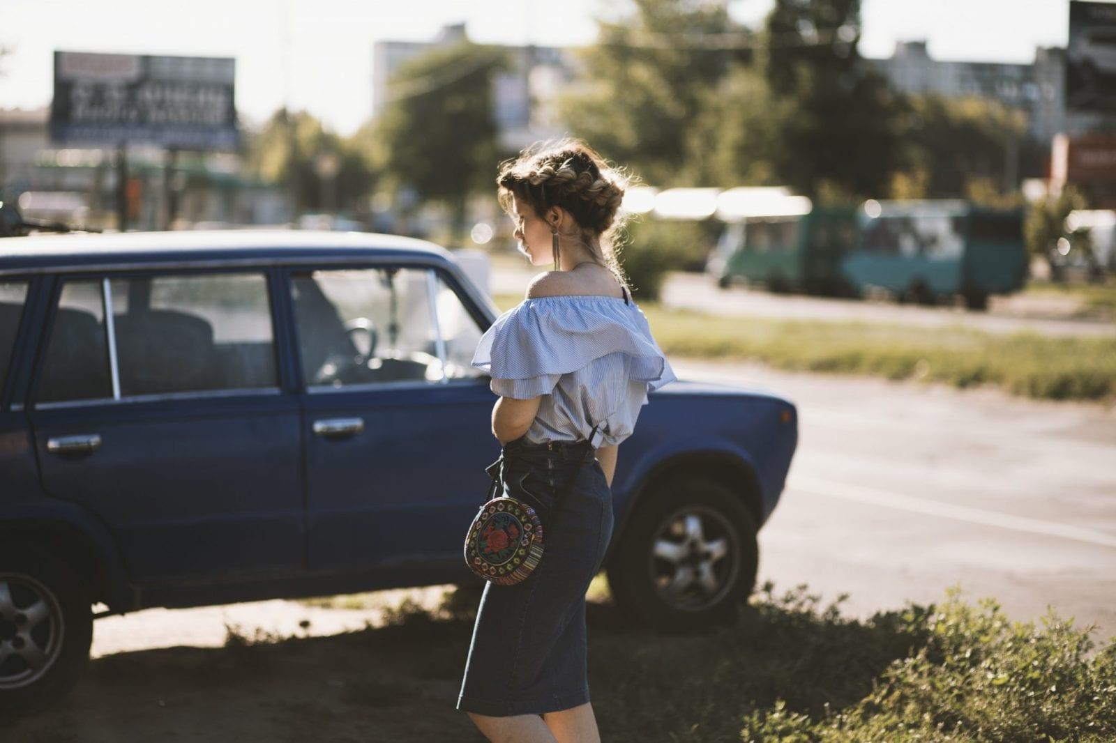 La jupe crayon : indémodable et tendance