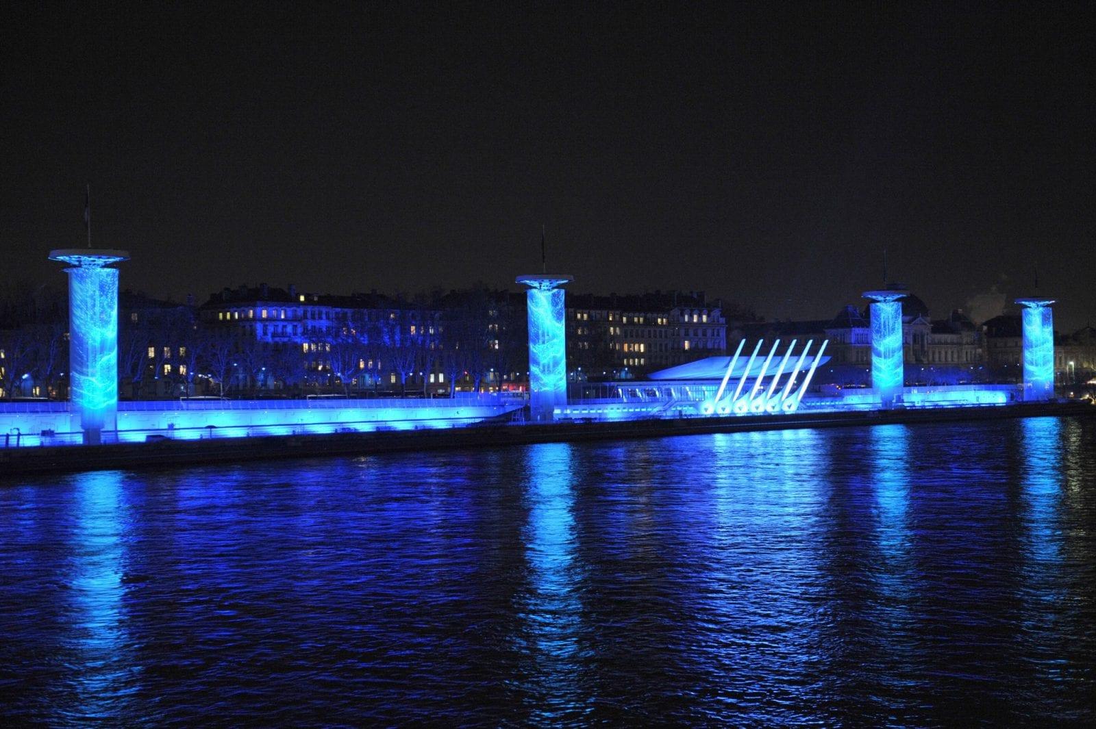 Fête des Lumières Lyon - Ô Magazine
