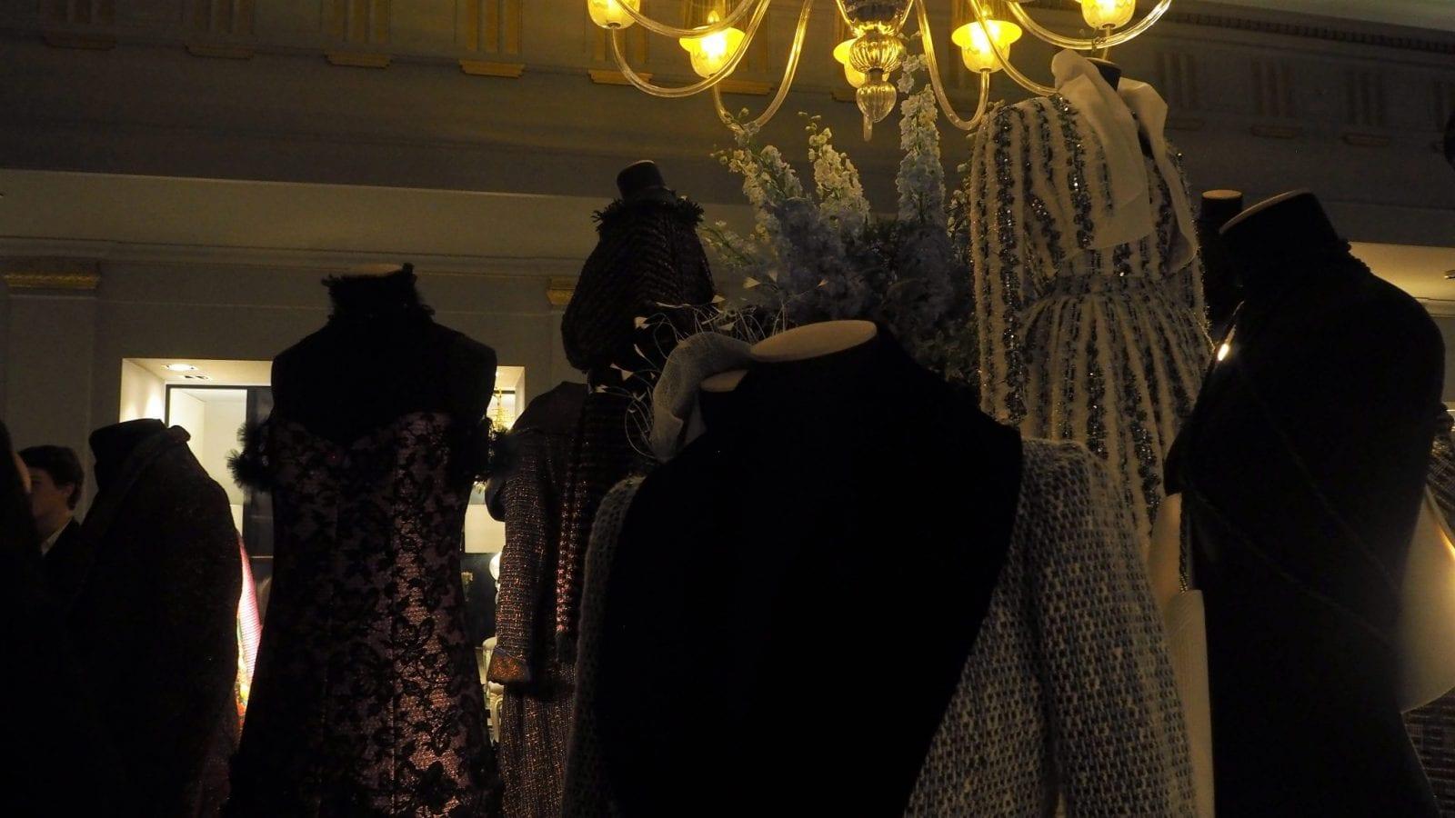 Tailored Tweeds au Sofitel Paris le Faubourg