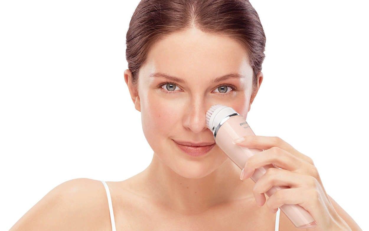 Les soins selon les types de peau: la peau normale