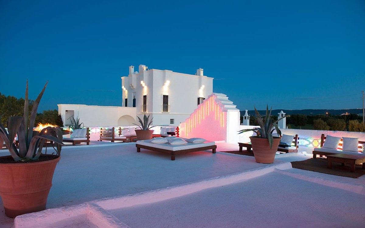 Masseria Torre Maizza, le nouvel établissement de Rocco Forte Hotels dans les Pouilles, sur la très prisée côte adriatique italienne