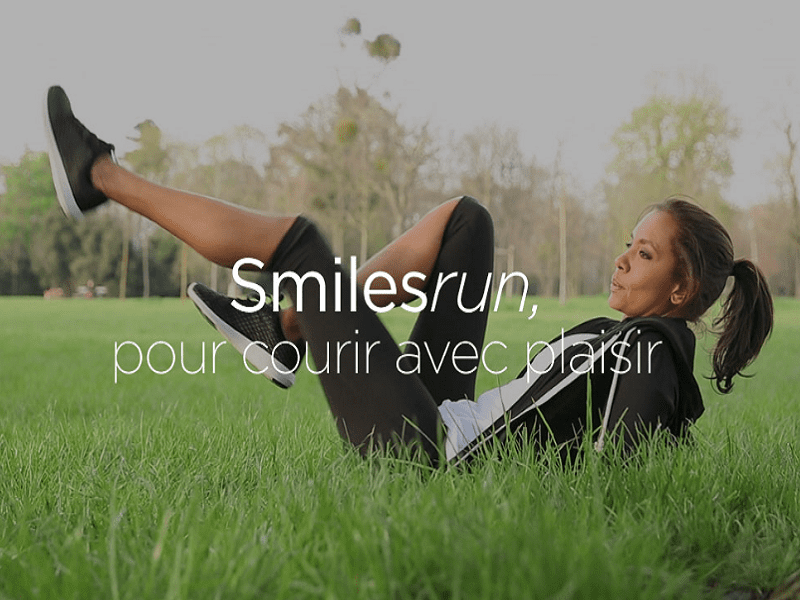 Smilesrun : l'amour est dans la course