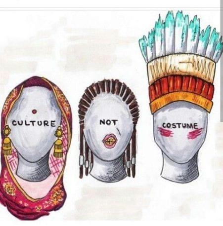 Aujourd'hui, l'appropriation culturelle est dénoncée par de nombreuses personnes.