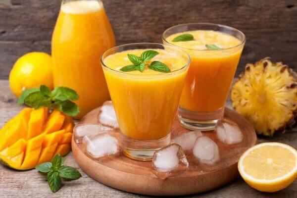 Smoothie Mangue Orange