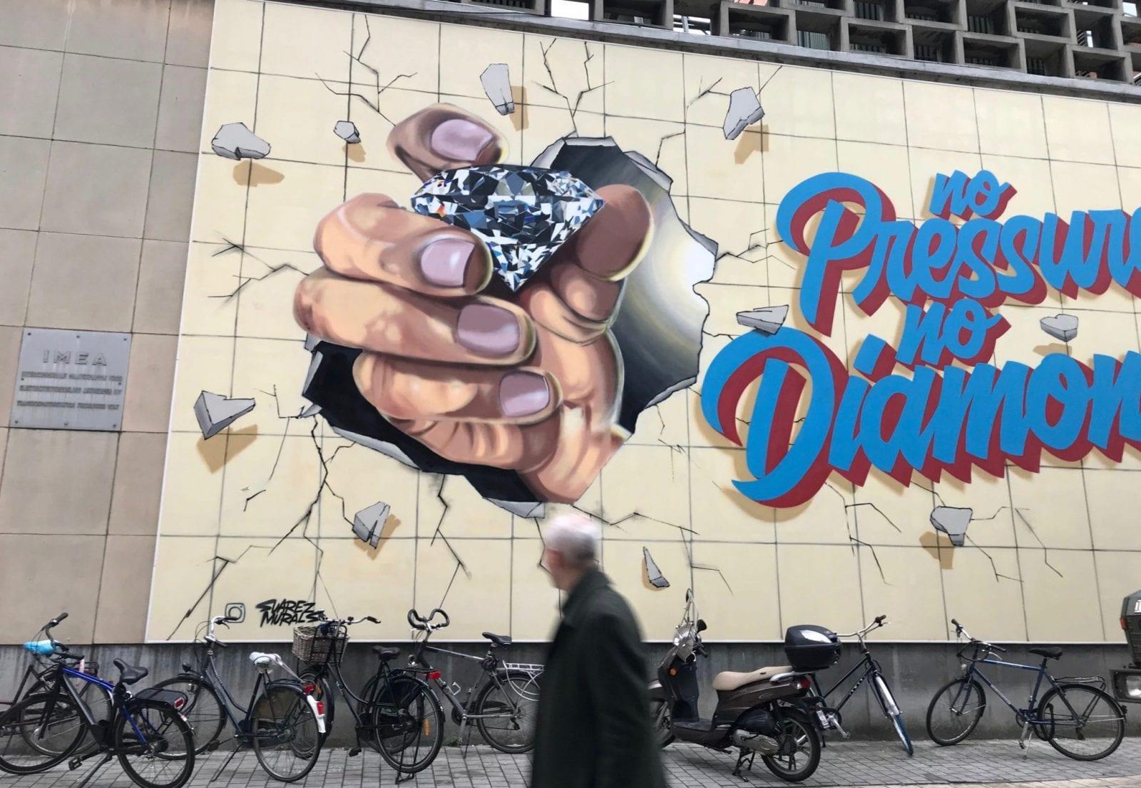 Anvers, diamant de la Flandre