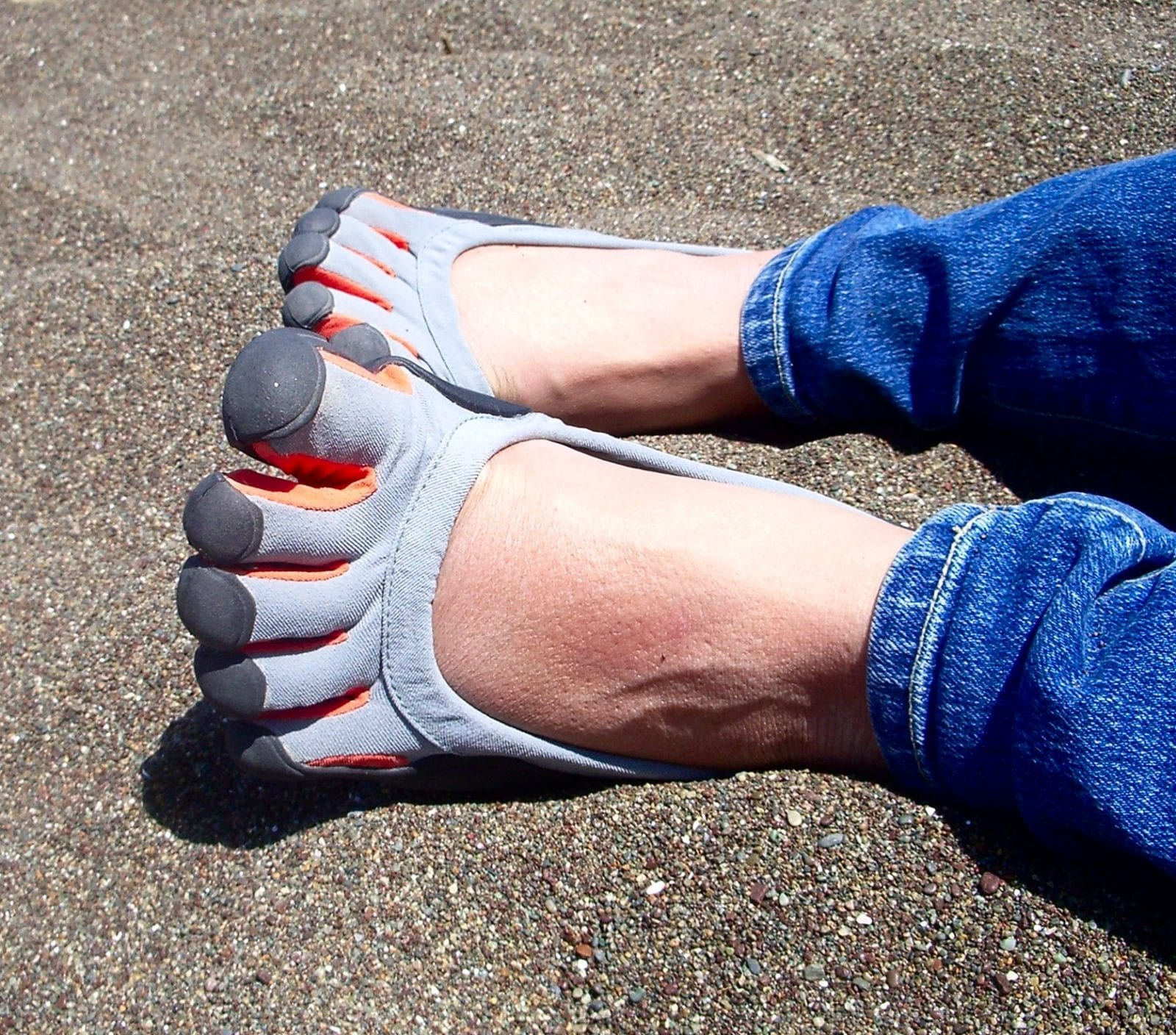 ideal pour le pied: la chaussure minimaliste séparatrice des orteils