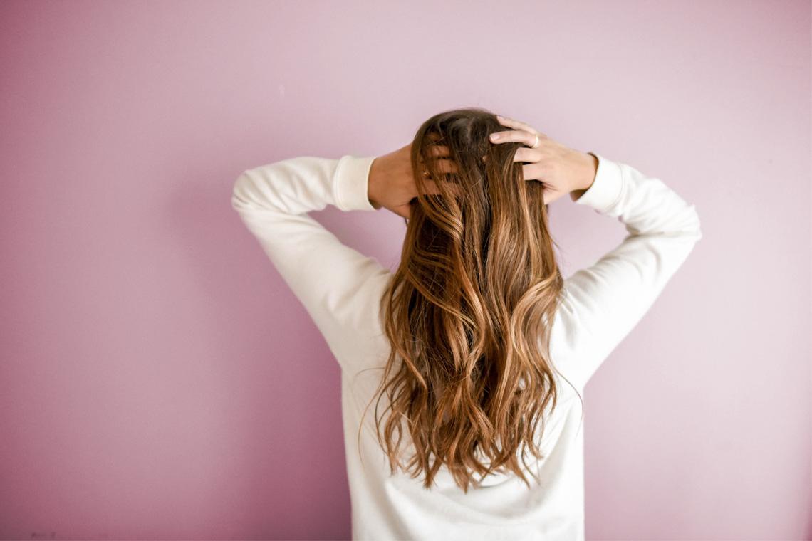 Coiffure cheveux long avec extension