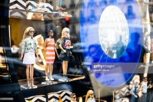 Collection Barbie x Thierry Lasry