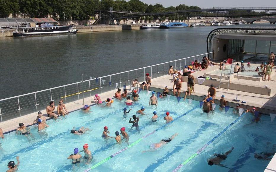 piscines parisiennes seine