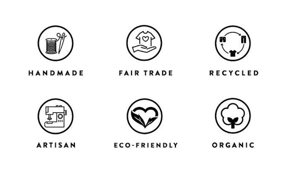 La Slow Fashion (mode responsable) : mouvement contre la fast fashion, qui promeut le fait-main, le commerce équitable, le recyclage, et le bio.
