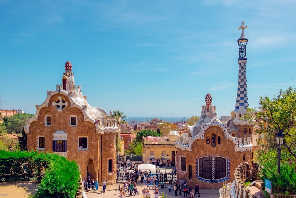 Barcelone, Gaudi