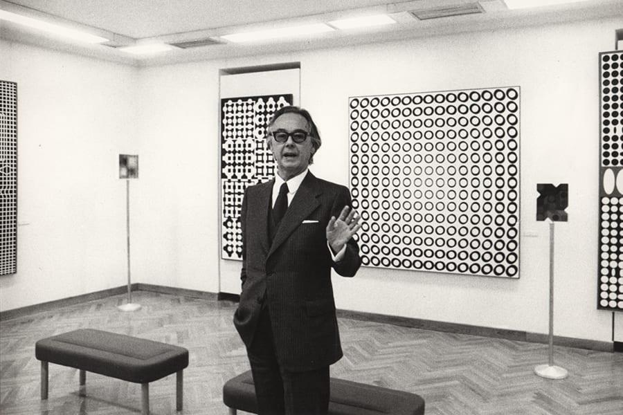 Lumière sur les différentes facettes d'un plasticien incontournable, Vasarely au Musée du touquet