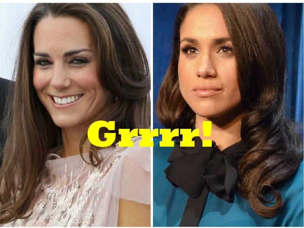 Kate vs Meghan : les deux adversaires