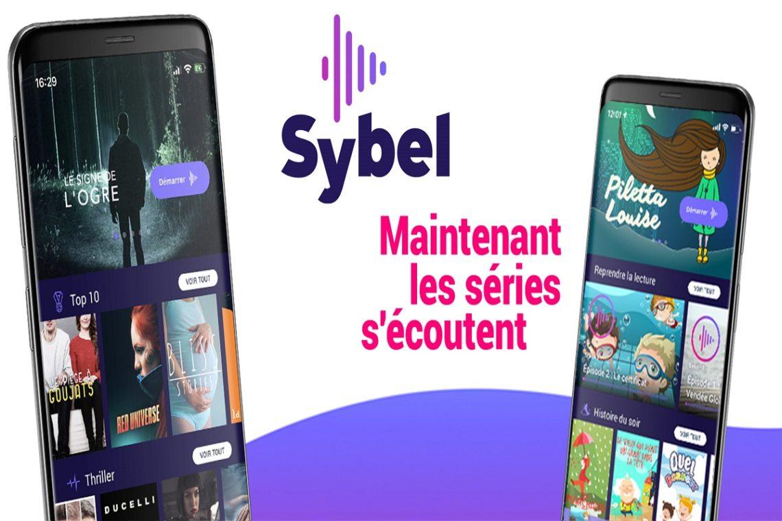Sybel : le Netflix des podcasts