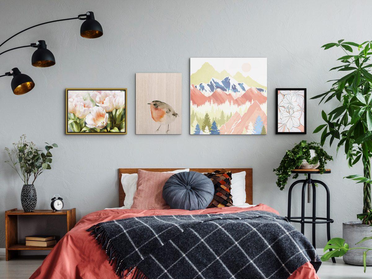 Posterlounge, la décoration murale haut de gamme qui vient raviver votre intérieur