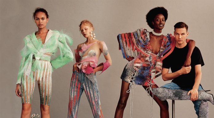 Image des vêtements du créateur Kevin Germanier