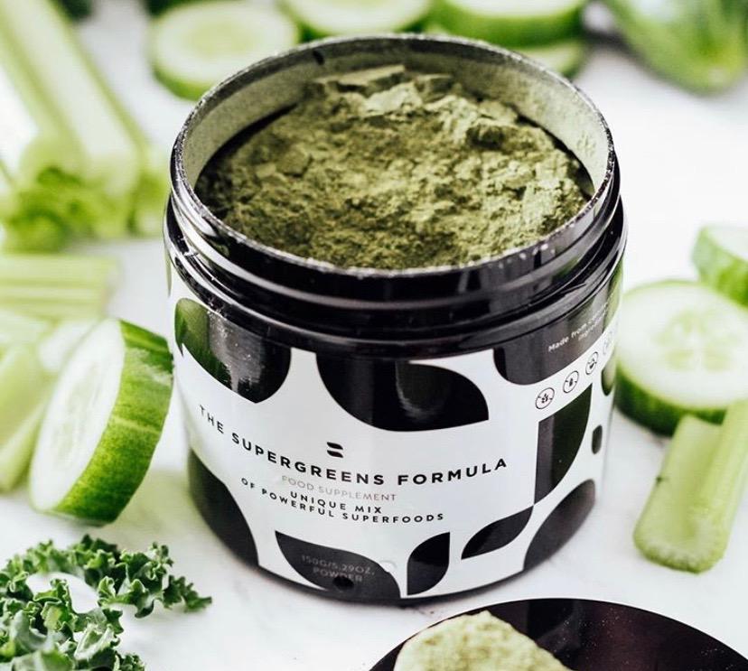 the gorgeous formula powder product