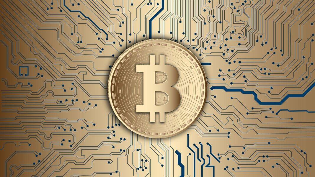 image représentative de la monnaie virtuelle : Bitcoin