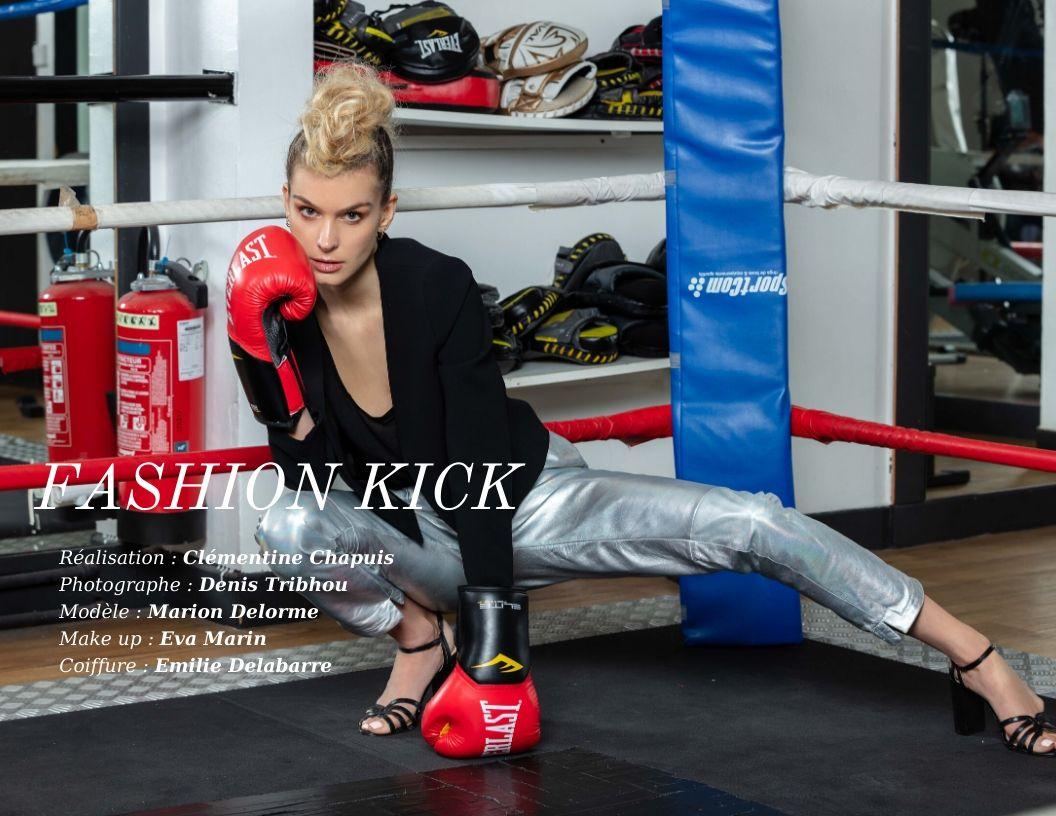Éditorial Fashion Kick