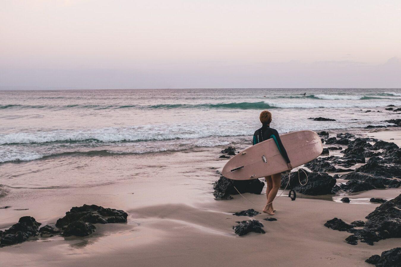Partir surfer en Australie