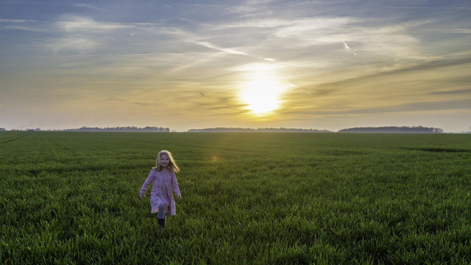 Nadège, une jeune agricultrice connectée qui croit au changement