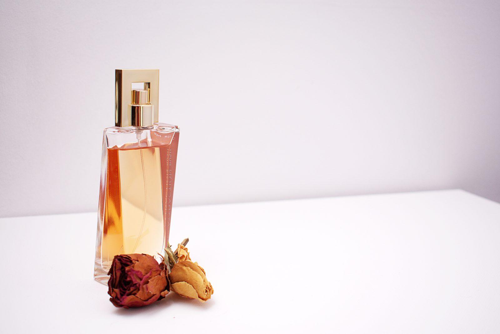 Parfum à la rose