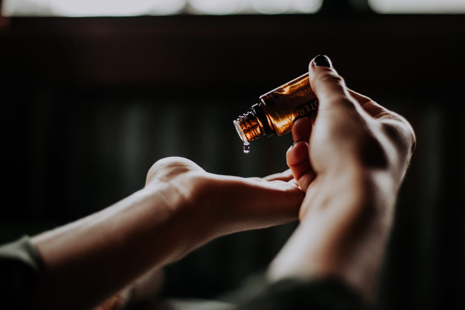 Les huiles essentielles utilisées au spa.