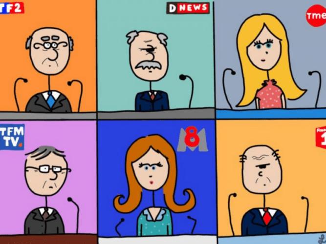 L'évolution de la place des femmes dans les médias