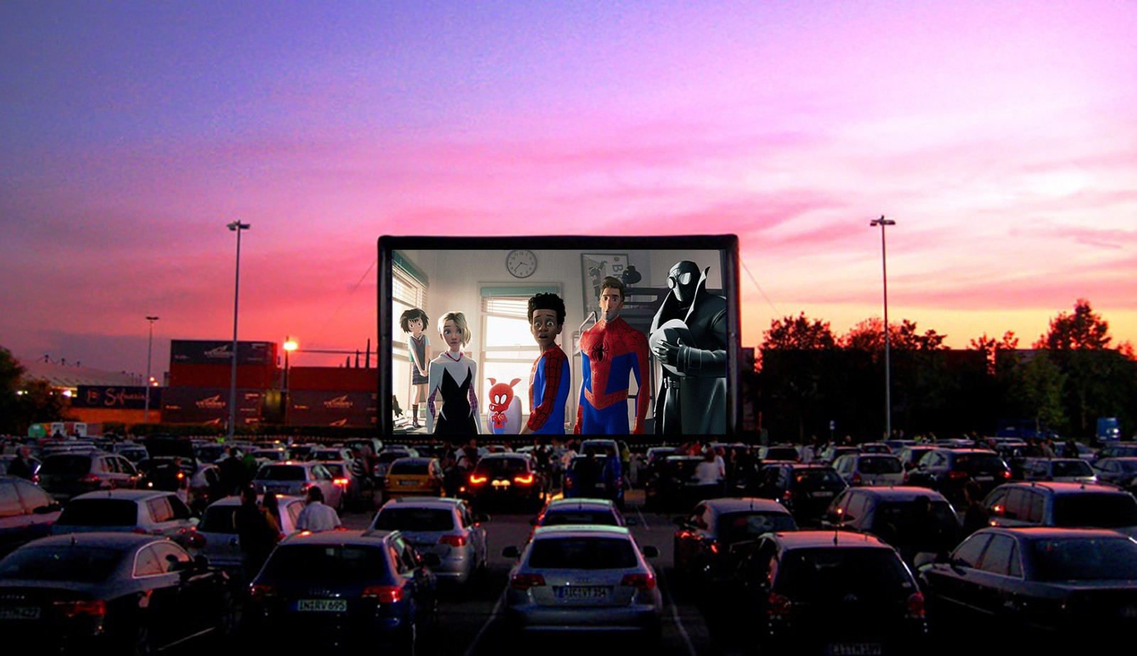Le drive-in fait son grand retour ! festival