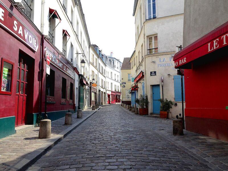Déconfinement : où est Paris ?
