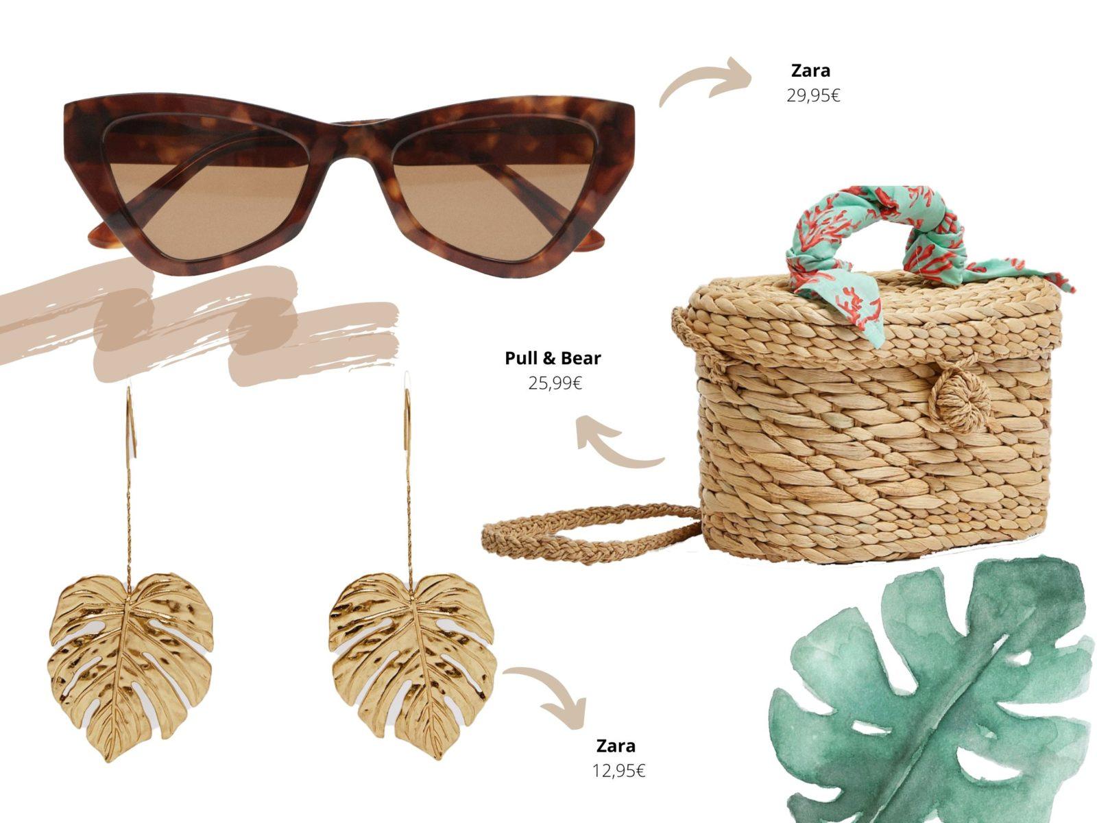 Les accessoires tendance de cet été.