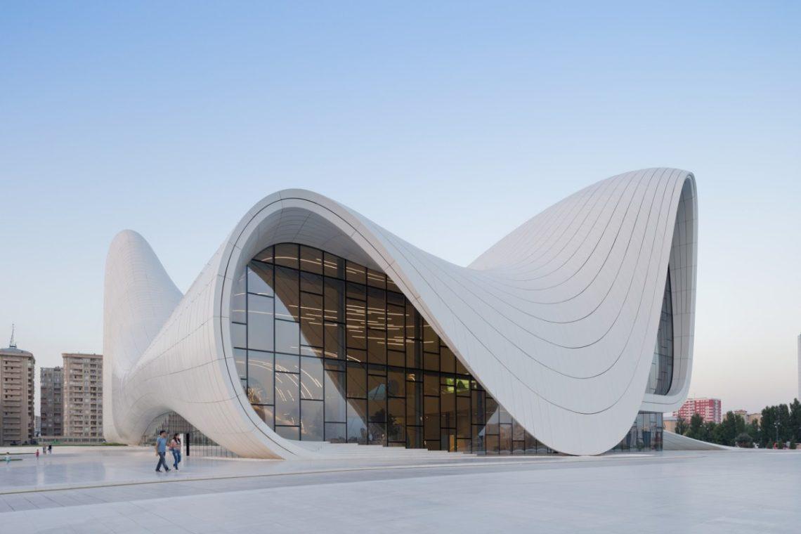 L'architecture au féminin, toute un chef-d'œuvre