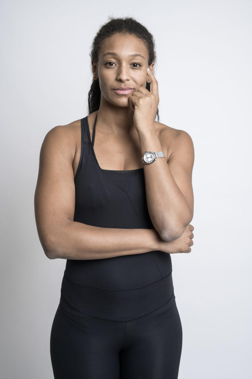 Interview : rencontre avec la  volleyeuse Alexandra Jupiter