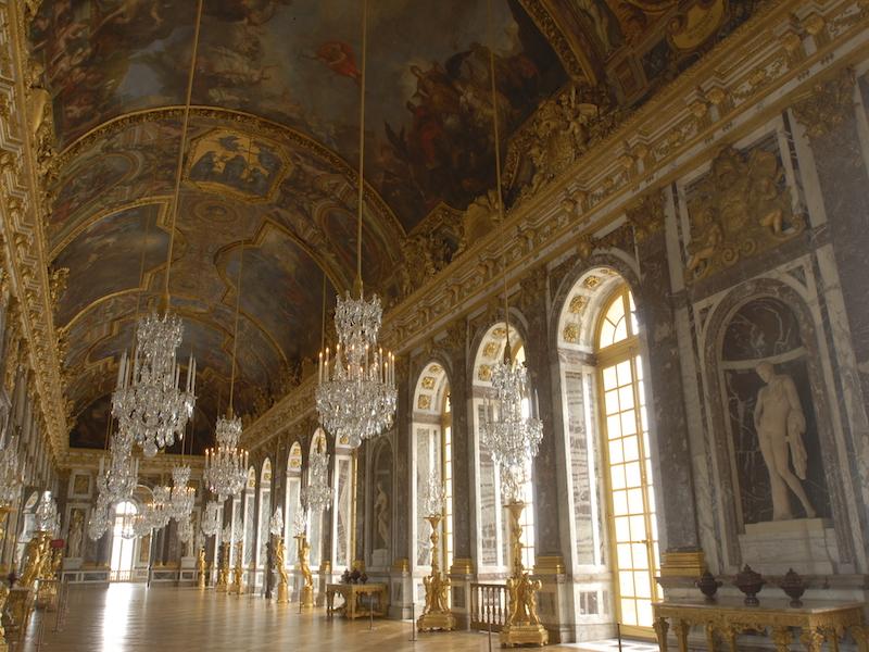 Versailles, secrets et anecdotes