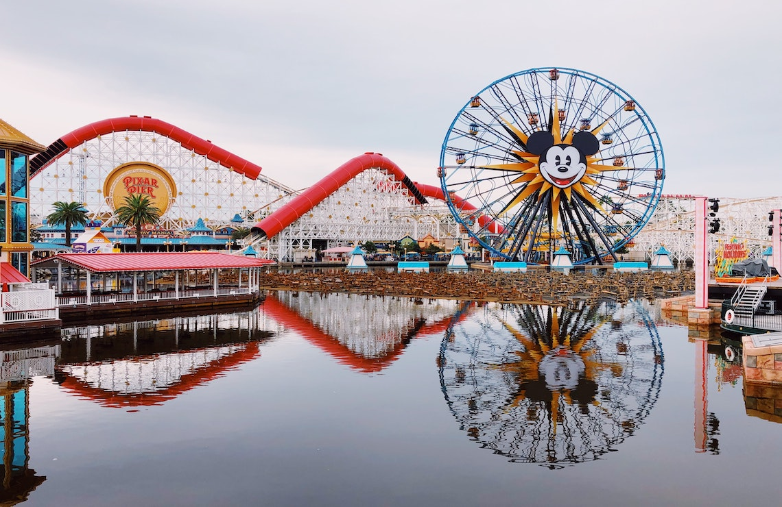 La fabuleuse histoire de Disneyland