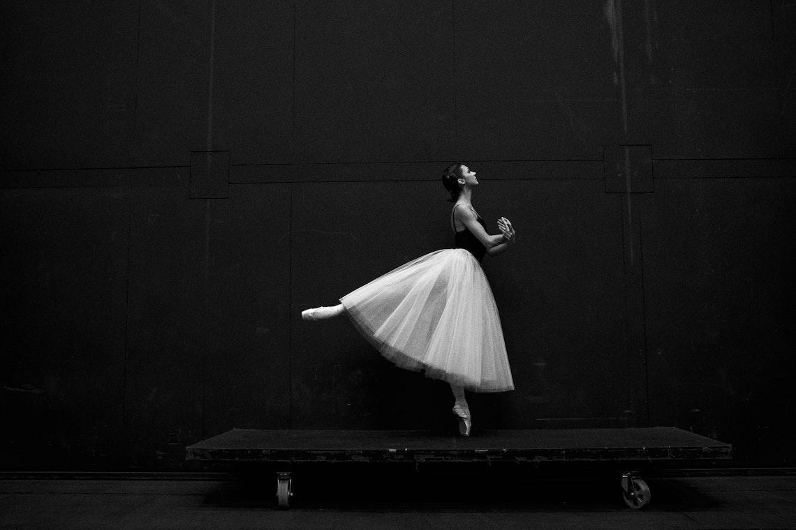 Le vestiaire de la danseuse dans votre dressing